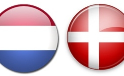 Netherlands vs Denmark EURO